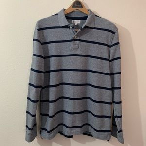J. Crew Long Sleeved Polo